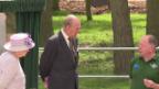 Video «Prinz Philip unterzieht sich einer Hüft-OP» abspielen