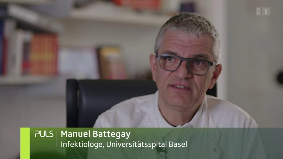 Battegay: «Das Wunschmedikament könnte alle einer Gruppe therapieren, sodass die Krankheit nicht ausbricht.»