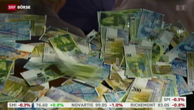 Video «SRF Börse vom 16.04.2015» abspielen