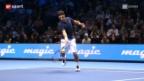 Video «Federer, der Kurzarbeiter» abspielen