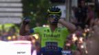 Video «Rad: 16. Etappe Tour de France» abspielen