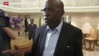 Video «Auch Warner droht mit Enthüllungen» abspielen