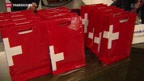 Video «Die Schweiz als Gastland an der Buchmesse Leipzig » abspielen
