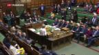 Video «Brexit: Morgen entscheidet das britische Parlament» abspielen