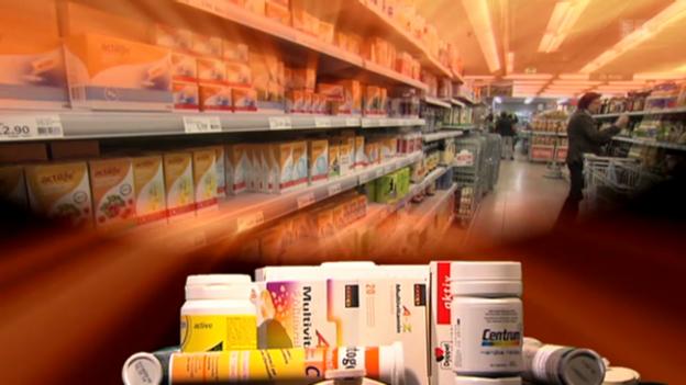 Video «Vitaminpräparate - Häufig nutzlos, manchmal gefährlich» abspielen
