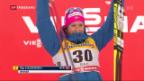Video «Marit Björgen gewinnt in Kuusamo» abspielen