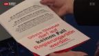Video «Scharfer Angriff mit anonymen Flugblättern» abspielen