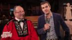 Video ««Potzmusig» hinter den Kulissen: Arno Jehli» abspielen
