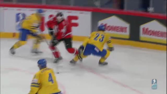 Der Schweizer Sieg gegen Schweden