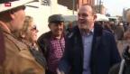 Video «Kommunalwahl: grosse Verluste für Hollandes Sozialisten» abspielen