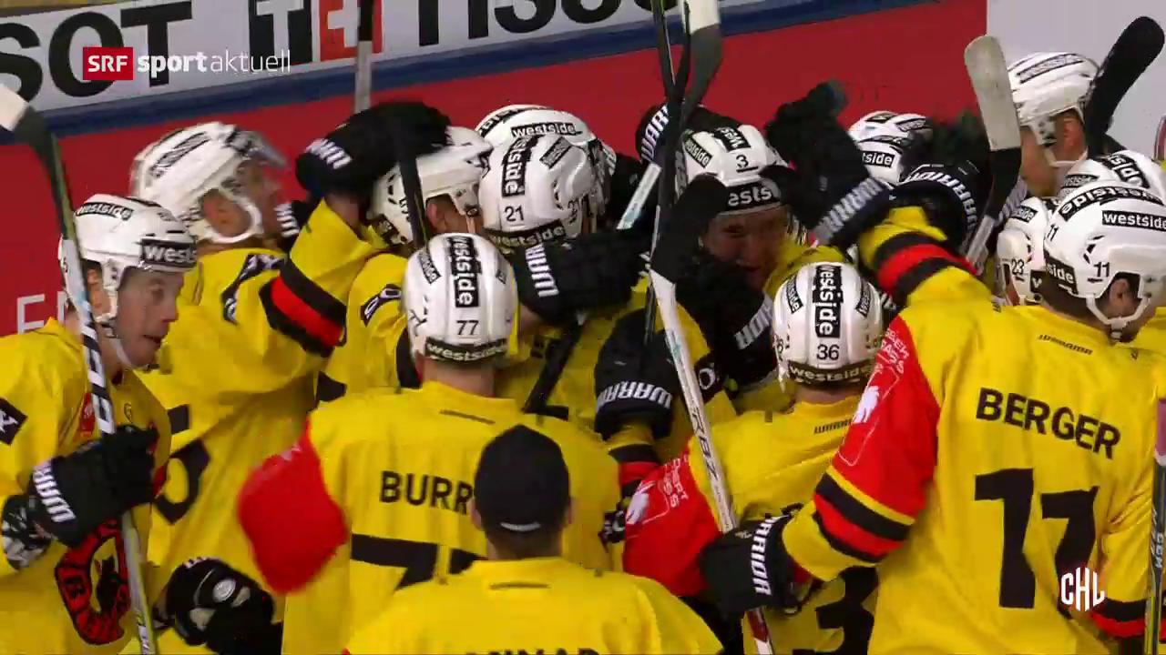 Bern schlägt München und steht im Viertelfinal