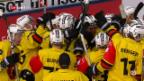 Video «Bern schlägt München und steht im Viertelfinal» abspielen