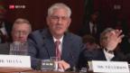 Video «Der neue US-Aussenminister» abspielen