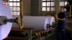 Video «Aus für Papierfabrik Biberist» abspielen