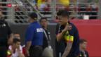 Video «USA starten mit Niederlage in Copa America» abspielen