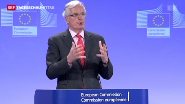 Video «EU-Kommission entscheidet letztlich» abspielen