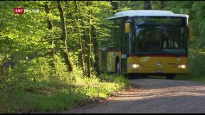 Video «Verkehrsministerin Doris Leuthard zum Postauto-Skandal» abspielen