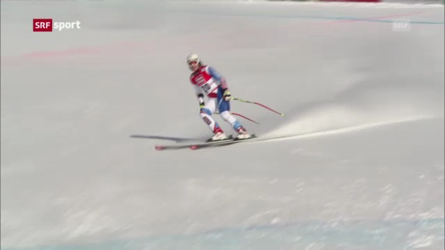 Super-G der Frauen in St. Anton