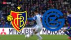 Video «Fussball: Vor dem Cupfinal Basel-GC» abspielen
