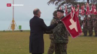 Video «Stabübergabe des Armeechefs» abspielen