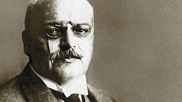 Vor 150 Jahren wurde Alois Alzheimer geboren