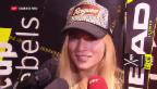 Video «Lara Gut startet als Gejagte in die neue Saison» abspielen