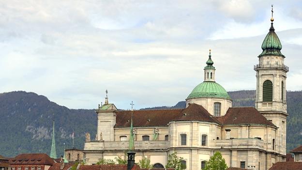 Glockengeläut der Kathedrale St. Ursen, Solothurn
