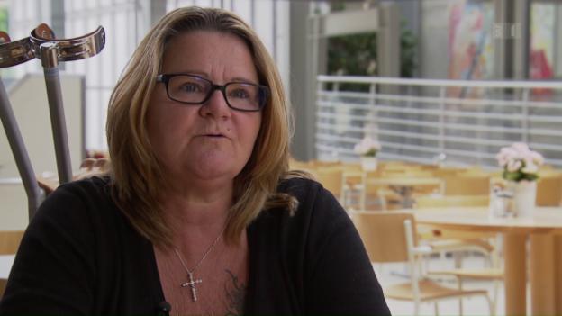 Video «Lähmung nach Rücken-OP: Spital drückt sich um Verantwortung» abspielen