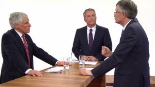 Video ««ECO»-Debatte: Weshalb macht die Wirtschaft nicht mehr?» abspielen