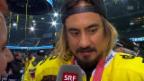 Video «Blum: «Das ist meine japanische Tugend in mir drin»» abspielen