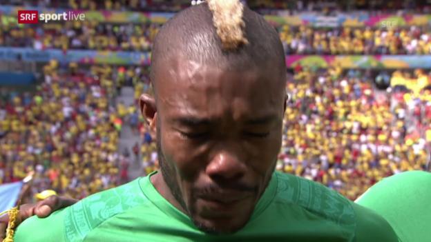 Video «Bittere Tränen bei Serey Die» abspielen