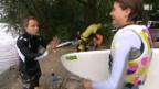 Video ««Frey von Sinnen» mit Annina Frey – Teil 2» abspielen