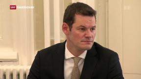 Video «Pierre Maudet werden Dossiers entzogen» abspielen