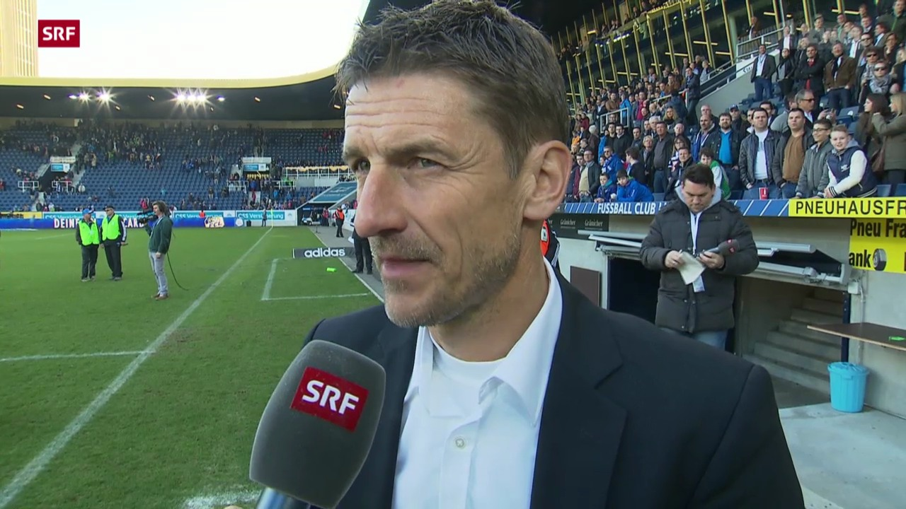 Fussball: Interview mit Urs Meier