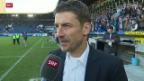 Video «Fussball: Interview mit Urs Meier» abspielen