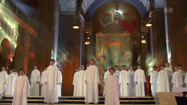 Video «Engelsstimmen zum Advent» abspielen