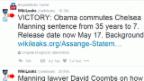 Video «Obama begnadigt Manning» abspielen