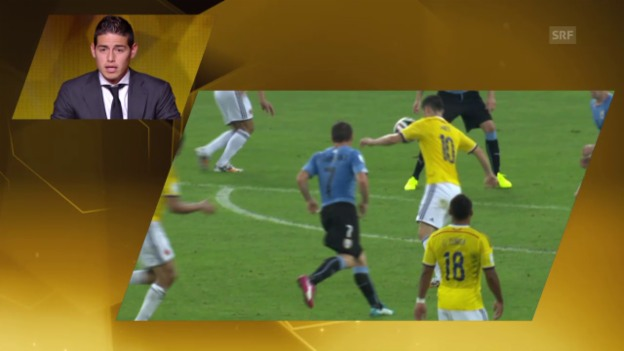 Video «Fussball: Die Ehrung für das Tor des Jahres 2014» abspielen