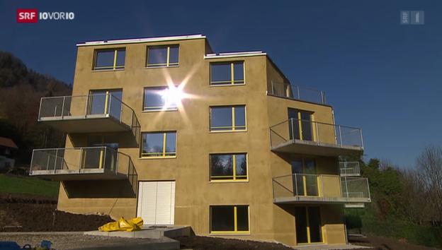 Video «Das erste Haus für Hyperallergiker Europas ist bezugsbereit» abspielen