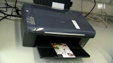 Video «Das Fotolabor zu Hause: Drucker im Test» abspielen