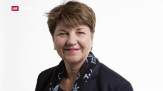 Video «Bundesratskandidatur – Viola Amherd für die CVP?» abspielen