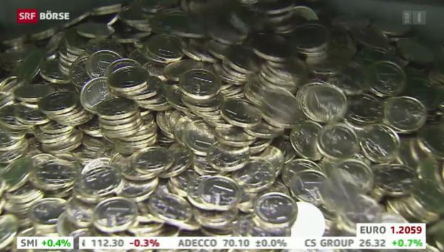 Video «SRF Börse vom 04.09.2014» abspielen