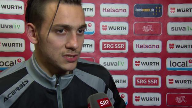 Video «Donis zum Spiel gegen Luzern» abspielen