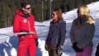 Video «Folge 3: Die Iglu-Bauer gehen ans Werk» abspielen