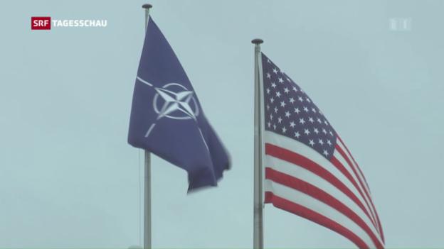 Video «Die Nato und die EU» abspielen