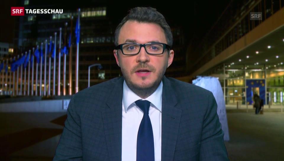 Einschätzungen von EU-Korrespondent Sebastian Ramspeck