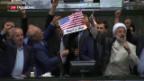 Video «Die USA setzen auf Alleingang» abspielen