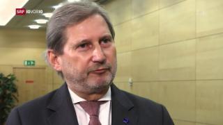 Video «Die Ungeduld der EU wird spürbar» abspielen