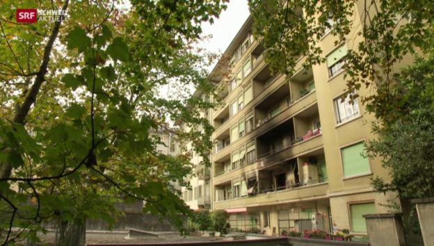 Video «Schweiz aktuell vom 03.10.2014» abspielen