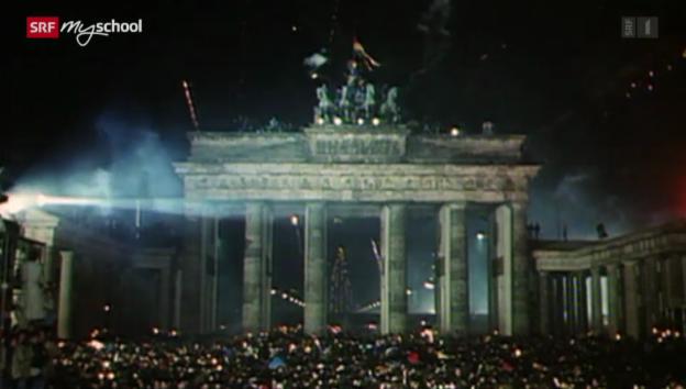 Video «Wie die Mauer fiel» abspielen